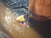 Underwater Burning & Welding
