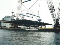 Marine Railway Collapse